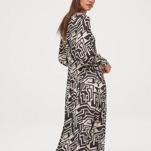 Richard Allen for H&M Circle Skirt Dress Sz 10